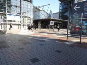 エコプロダクツ2017会場(入口)