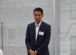 遠藤座長挨拶