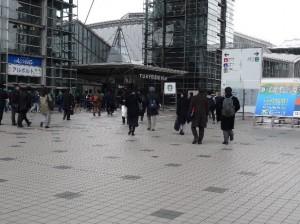 エコプロダクツ2019会場(入口)