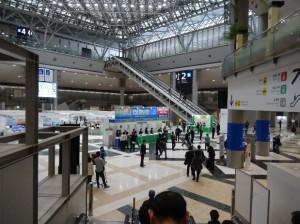 エコプロダクツ2019会場(通路)